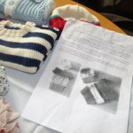 knitting garments for African babies