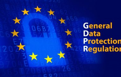 General Data Protection Regulation banner