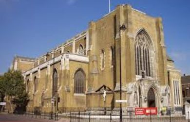 St Georges Cathedral SE1